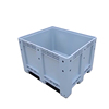 1200x1000x760mm solid plastic pallet box price