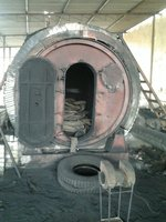 (Pyrolysis Plant) Waste Oil plant Tyre recycling plant Tyre recycling machine Pyrolysis machine
