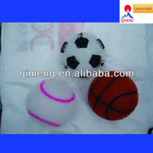 Led Flashing Sports Balls Puffer