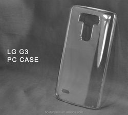 Direct Factory supply&hih quality mobile phone cover for LG G3 PC case