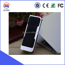 China factory innovative design touch screen factory price mini Bluetooth power bank speaker with phine/MP3/MP4