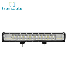 USA Free Shipping Wholesale 20 Inch Dual Row Reflector Offroad 4x4 4 Row Led Light Bar