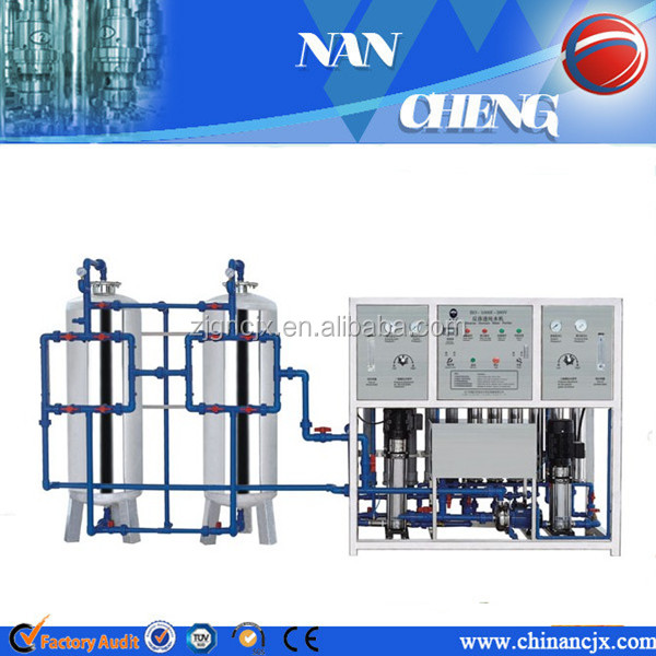 5000L automatic drinkable mineral water making machine