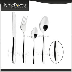 Strict Quality Check Manufacturer DGCCRF Passed Personalized 72pcs Cutlery Set