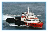 factory supply tug barge rubber fender boat,
