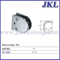 glass clamps stainless steel
