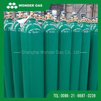 China Favorable Supplier Argon Gas Cylinder For Sale