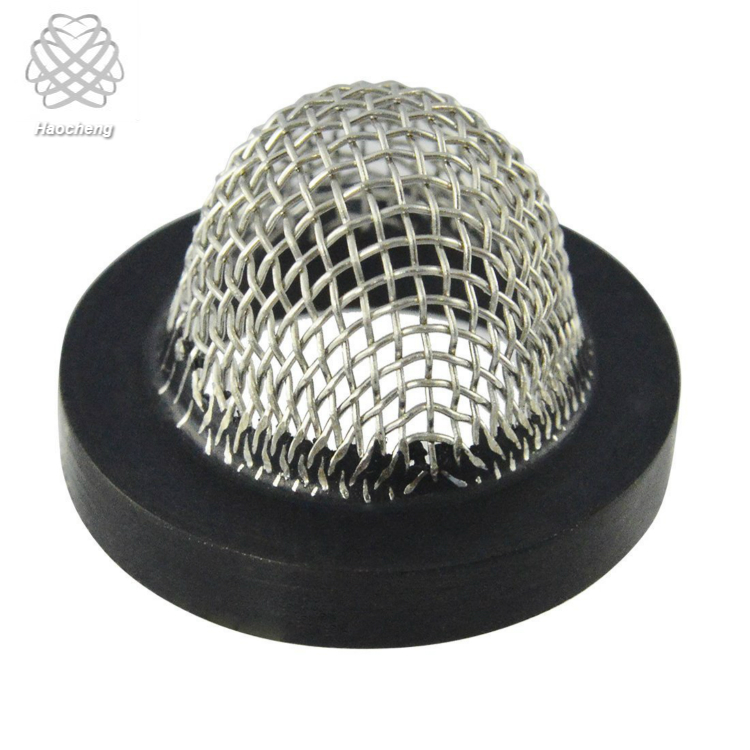 1 1.25 2 Inch Metal Mesh Shower Head Hose Filter Washer Screen