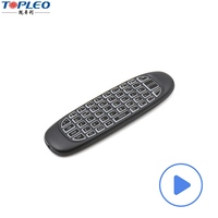 Mini C120 Remote 3 Axis Sensor Fly Air Mouse and 2 4GHz Wireless Keyboard