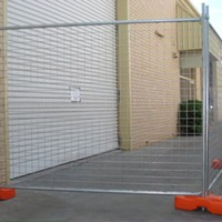 Strong chain link fence galvanized with low price