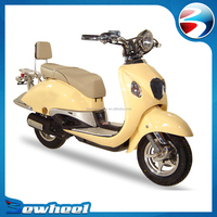 Bewheel china vespa scooter 125cc retro pedal motorcycle 4stroke