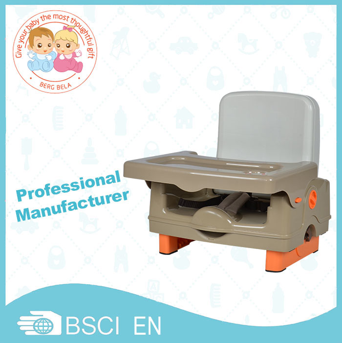 Cheap Mini Folding Chair with a Movable Tray for Babies