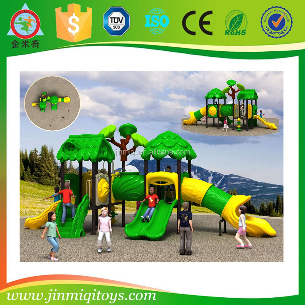 2016 New design outdoor children playground equipment, outdoor adventure playground equipment, toddler sliders and climber