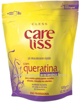 CLESS CARE LISS Quick Acting Powder Bleach with Keratin