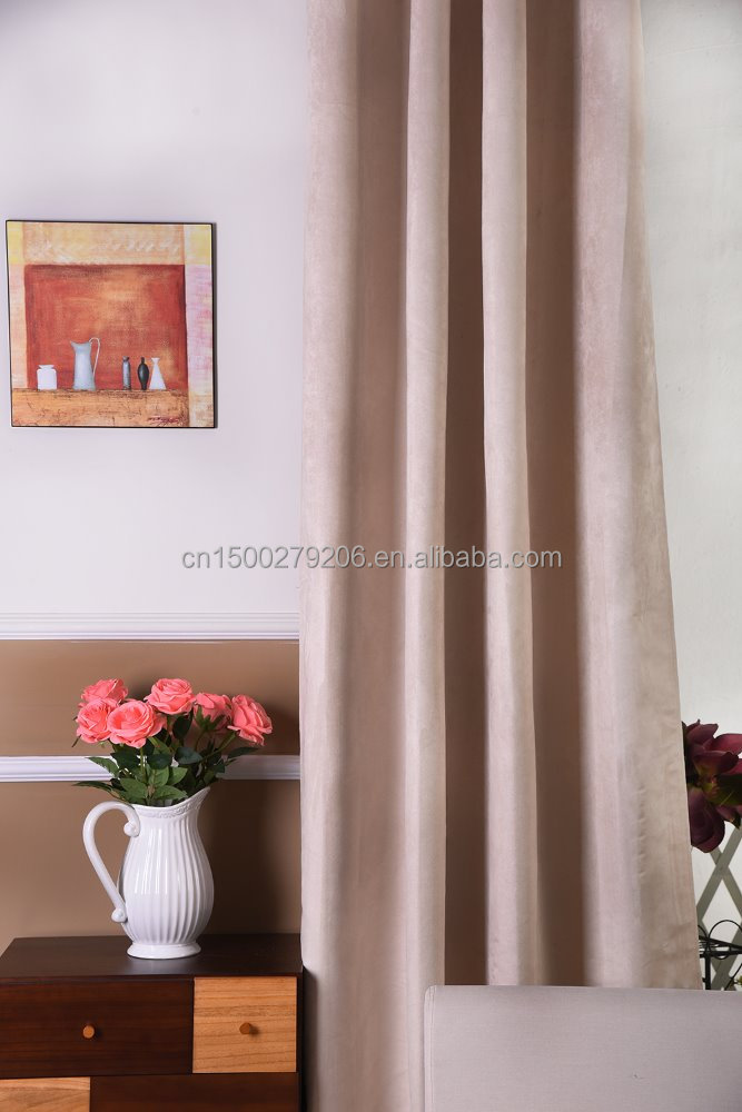 fancy curtain designs custom print logo 100% polyester metal eyelet string curtain