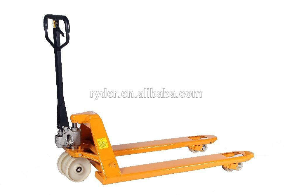 electric pallet truck toy rubber wheels