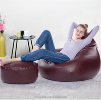 Colorful Large Indoor Outdoor Bean Bag