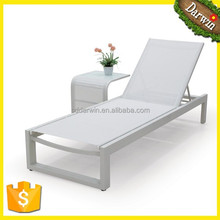 Outdoor furniture Sun lounger sex bench rattan low bed DW-CL011