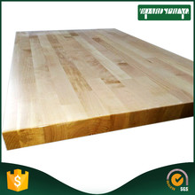 solid beech restaurant wood panel , pine edge glued board