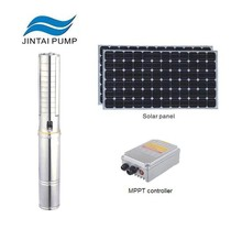 JINTAI stainless steel solar submersible pump deep well pump for agriculture