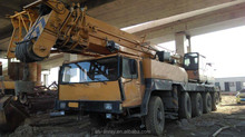 120 ton truck mounted crane from Germany, used Liebherr LTM 1120 mobile Crane cheap for sale