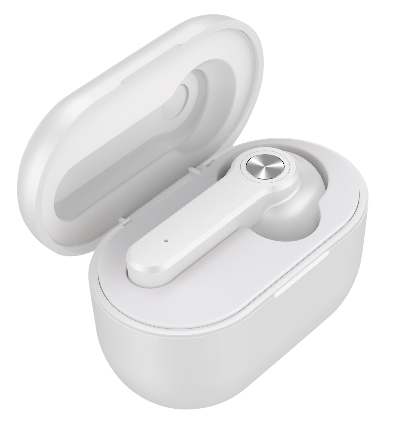 wireless bluetooth 5.0 mini In ear stereo Single ear earbuds with charging case