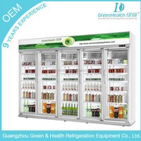 Shop Commercial Glass Door Refrigerator Freezer