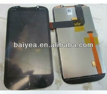 Oem new for HTC Amaze 4G G22 lcd display with touch screen digitizer front panel assembly