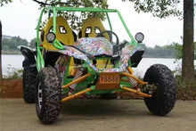 150cc gas Mini Go kart with roll cage ,hydraulic disc brake ,pull start /electric start