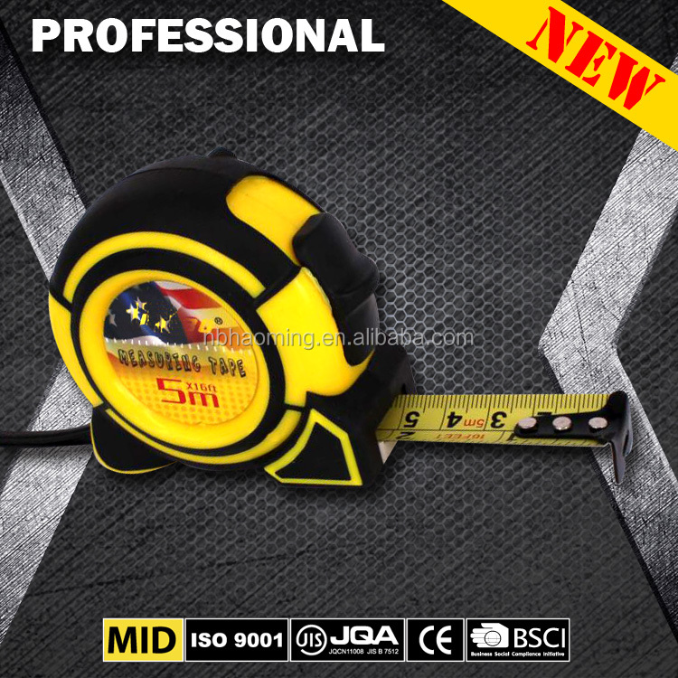 Promotional tape measure tools retractable steel tape measure