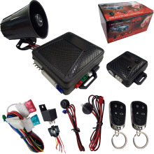Best selling &amp;<strong>10</strong>% Off!!Car Alarm Security System one way with trunk release