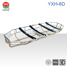 YXH-6D Stainless steel helicopter rescue Basket Ambulance Stretcher