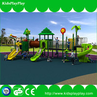 Kids commerical used outdoor playground kid games with miracle parts