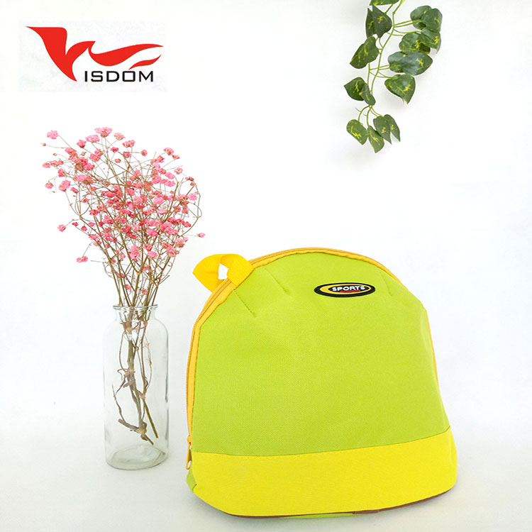Wholesale custom logo non-woven multicolor waterproof backpack made in china