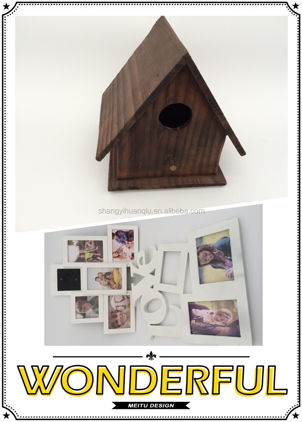 madeira de pinho e madeira stakble ajudando bandeja de armazenamento