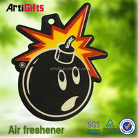 Best selling absorbent animal hanging air freshener