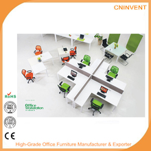 Malaysia Used Office Furniture Sell Modular Wood Office Partition