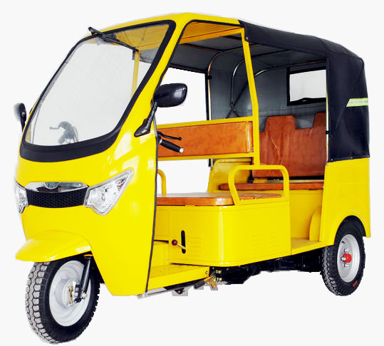 Bajaj tricycle electric tricycle for passenger