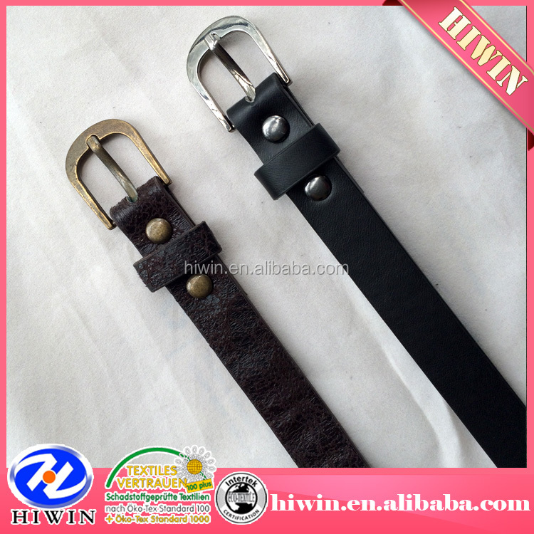 2015 High quality fashion design woman PU belt Leather / ladies leather belt/belts