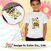 Photo fabric transfer paper