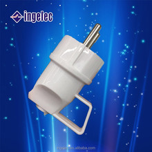 YiWu No.1 ac electric eu plug 10a eu to swiss plug adapter