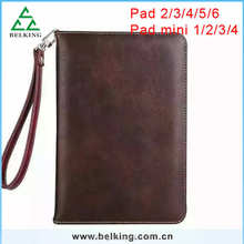 For ipad Air 1 2 Soft Leather Case With Handbag Luxury Card Slot Case For Ipad 2 3 4