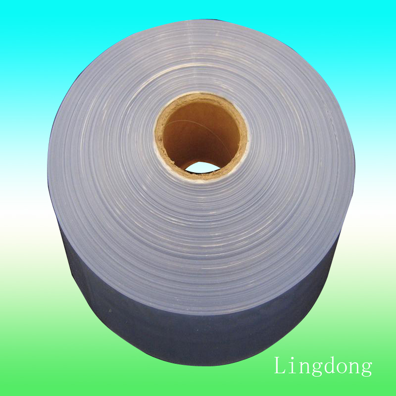 China PVC shrink film hot packing film pvc