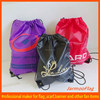 travel leisure net drawstring bag