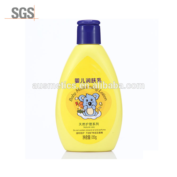GMPC approved OEM moisturizing silky body cream skin natural face cream baby whitening cream