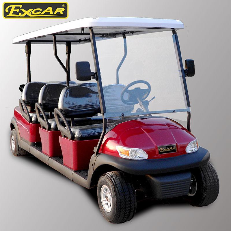 6 sitzpl tze golfwagen zum verkauf stra enzulassung. Black Bedroom Furniture Sets. Home Design Ideas