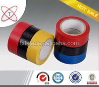 Red Excellent Quatily Fireproof electrical PVC tape