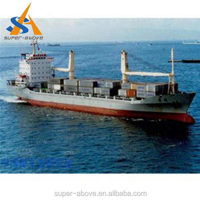 China Ship Manufacturer Container Vessel for Sale