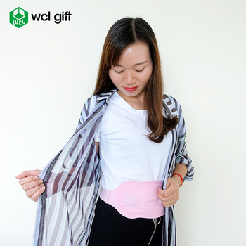 Adjustable warm heating pad and electronic heating pad for abdomen/waist