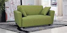 Modern fabric round shape sofa,home furniture u shape sofa